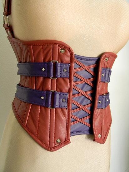 Arkham Asylum waist cincher corset ONLY