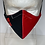 Thumbnail: Classic Harley Quinn Inspired Mask