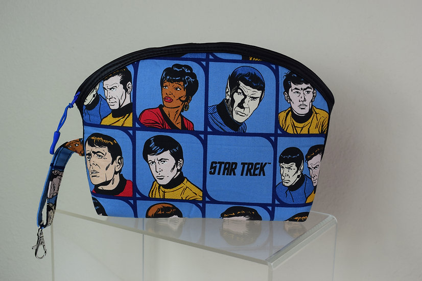 Star Trek Cosmetic Bag