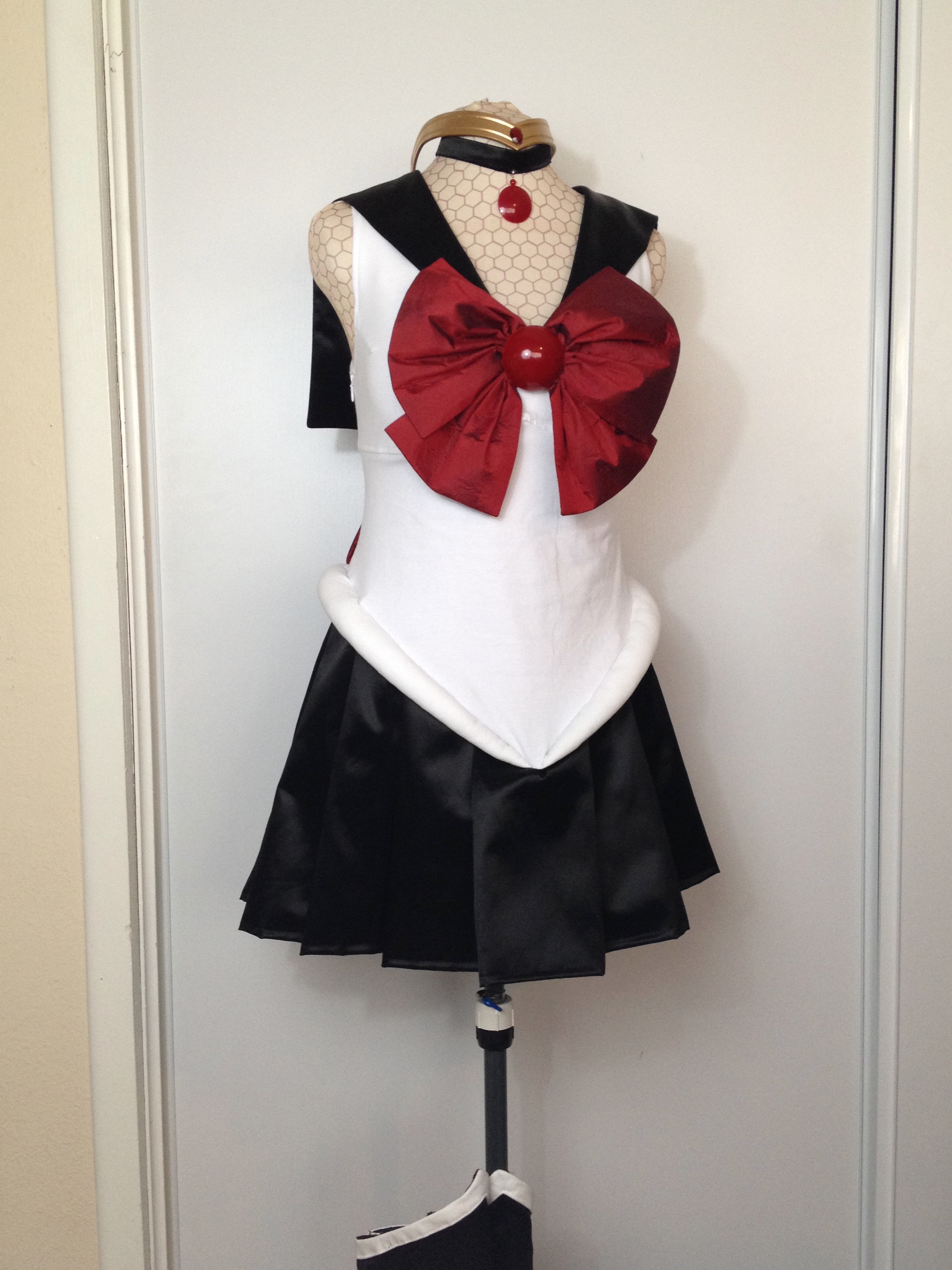 Sailor Pluto Full Costume