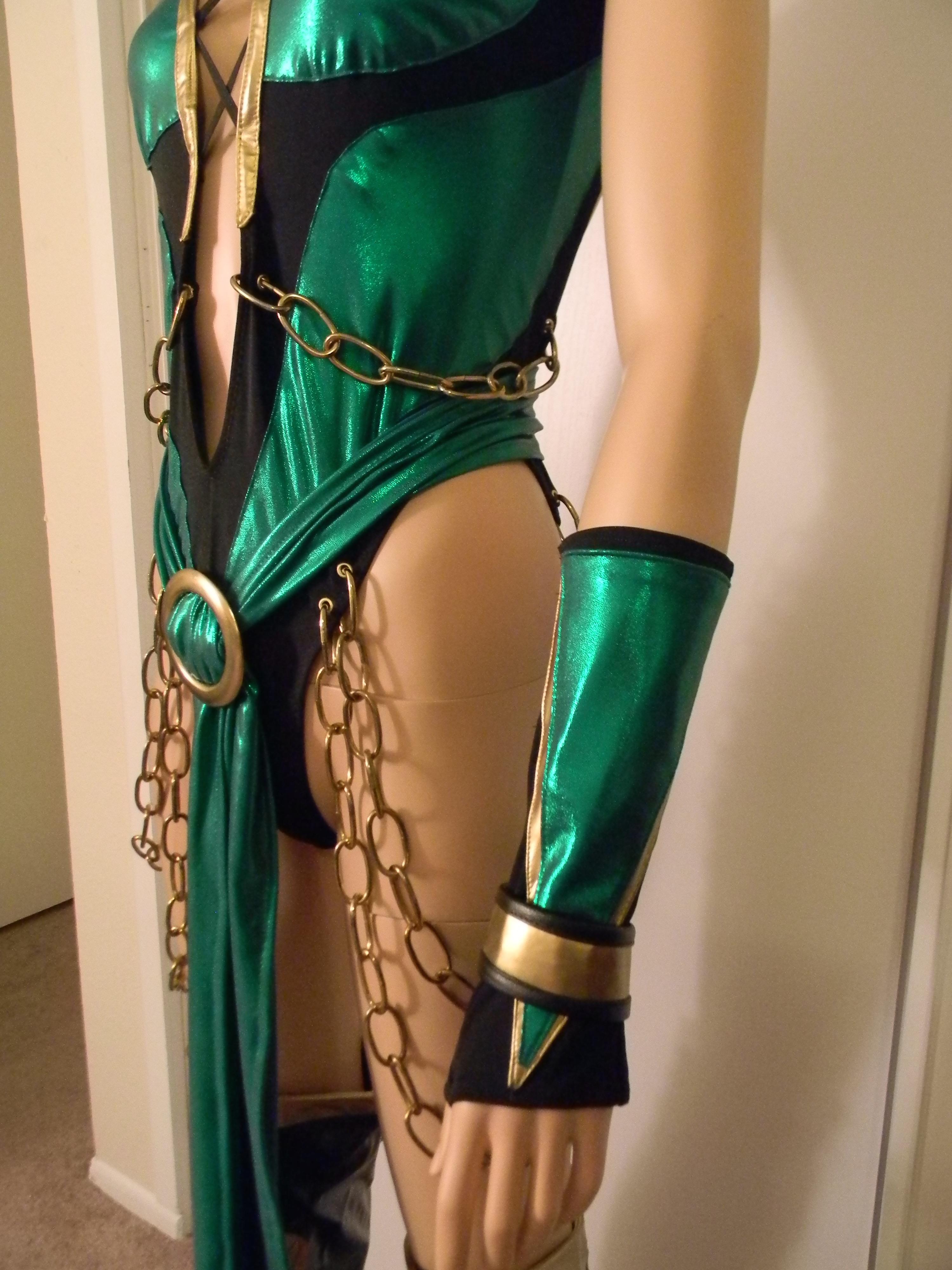 Jade Mortal Kombat Costume