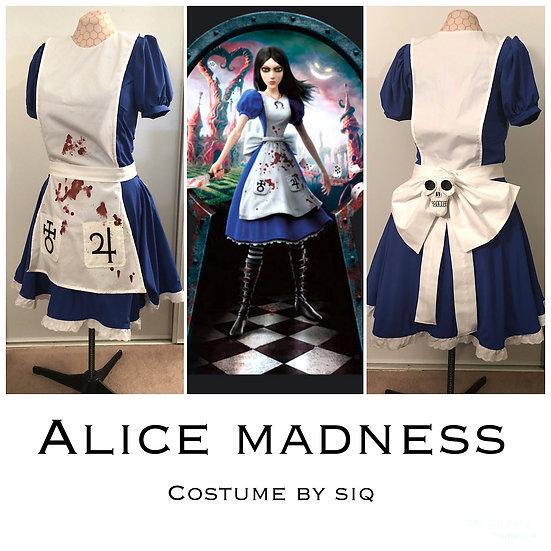 Alice Madness Dress