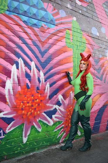 1997 Poison Ivy Costume Replica