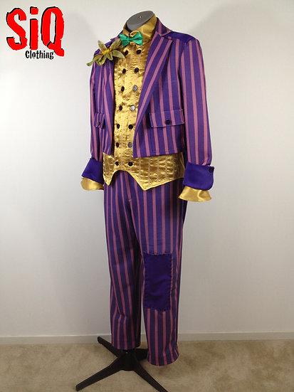 Arkham Asylum Joker Costume Replica
