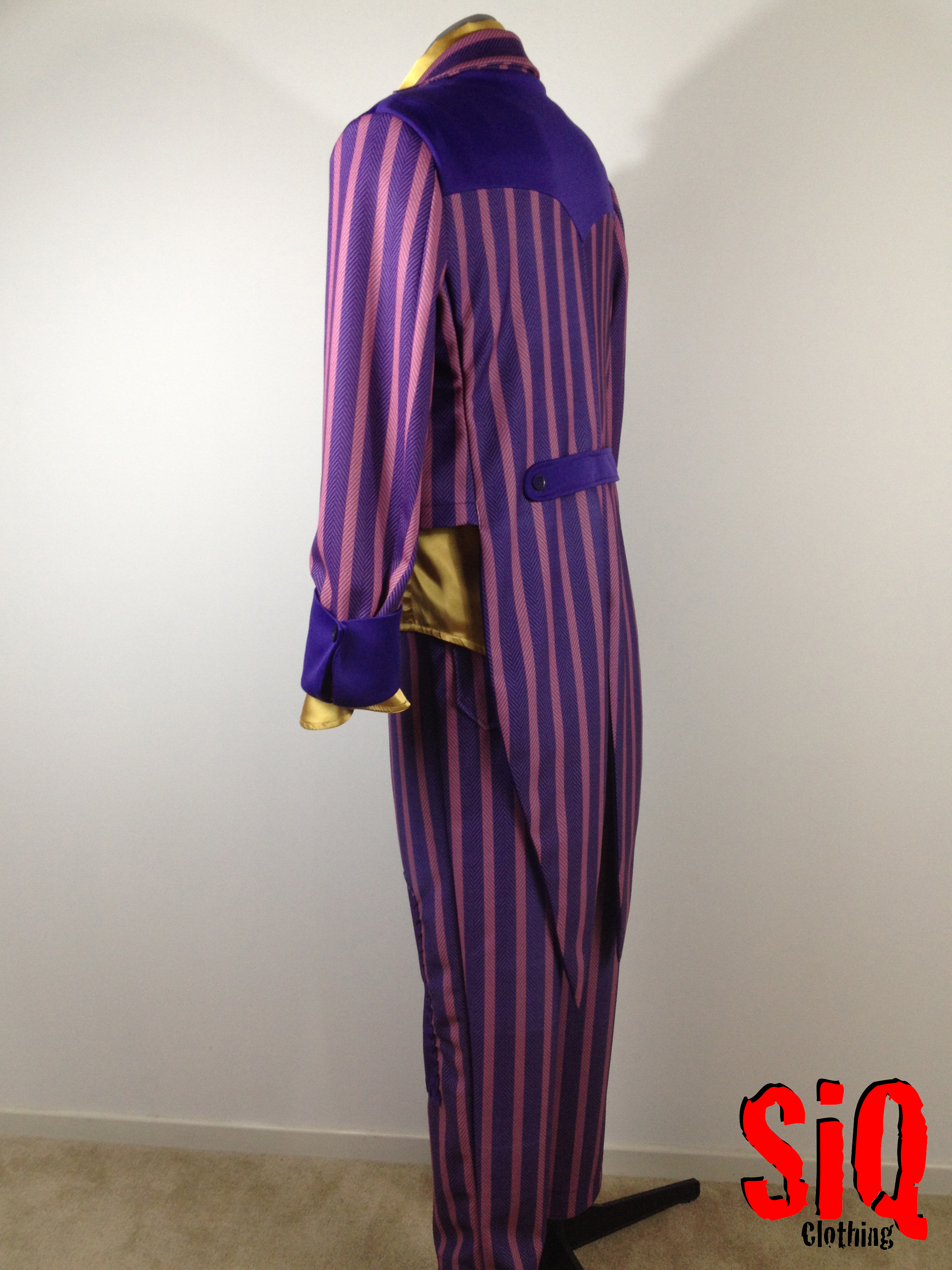 Arkham Asylum Joker Costume