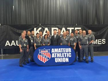 AAU Junior Olympics 2017