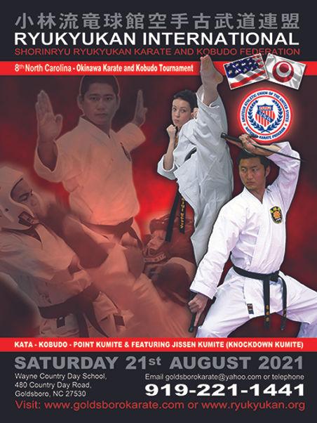 2021 NC AAU Karate Tournament