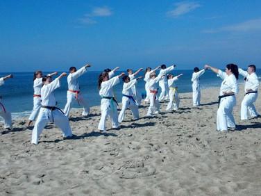 Beach Training 2014