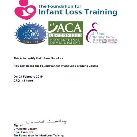 Infant Loss Training