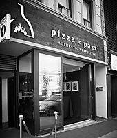 Italian Food Toronto - pizza e pazzi
