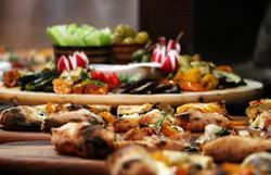 Veggie Platters for Large Groups