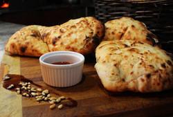 Homemade Bread & Dips