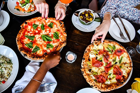 Italian Food Toronto - Pasta