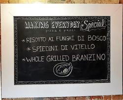 Weekly Italian Food Specials