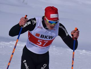 Livio Matossi guter 19. im Sprint der Junioren WM
