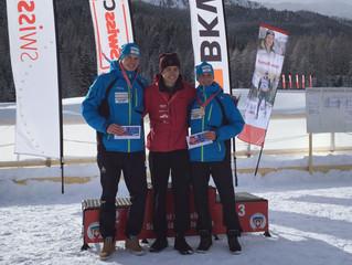 Vier SM Medaillen für Engadin Nordic