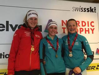 Helvetia Nordic Trophy in Gantrisch
