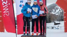 Erfolgreicher Saisonstart für Engadin Nordic Team