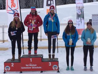 Engadin Nordic Team holt drei weitere SM Medaillen..!