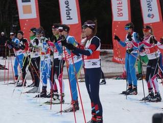 Kälin Sisters mit Top Resultaten an den Helvetia Nordic Games in Rona/Surses