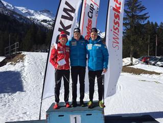 Matossi siegt beim FIS Rennen in Campra