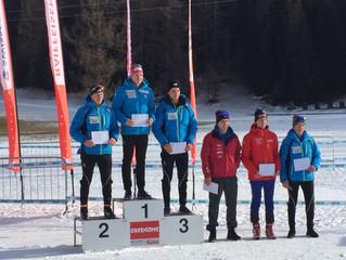 Livio Matossi gewinnt U20 Sprint im Goms