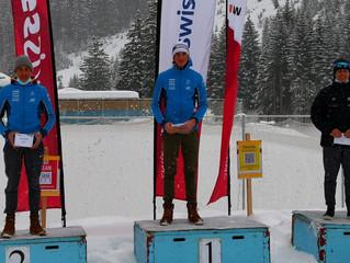 Starkes Engadin Nordic Team in Campra