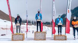 Erfolgreiches EN-Team an den Schweizermeisterschaften 2. Teil in Sedrun