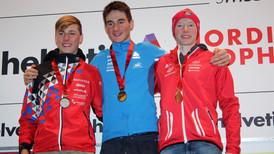 Niclas Steiger ist U16 Schweizermeister