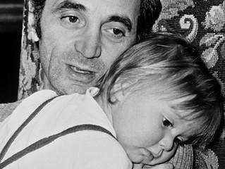 """Aznavour, """"un monsieur qui m'a toujours enchanté"""""""