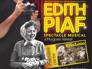 Mes années Édith Piaf