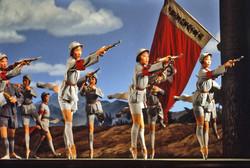 1970 Chine Canton Opera erevolutionnaire