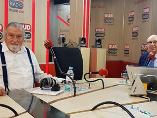 Sur Sud Radio avec Jacques Pessis