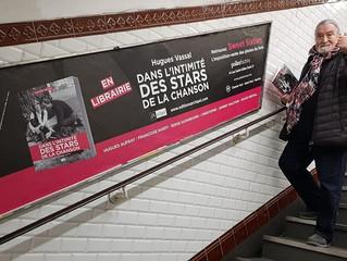 La Pub dans le métro !
