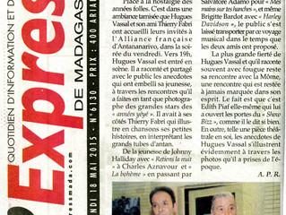 L'Express de Mada