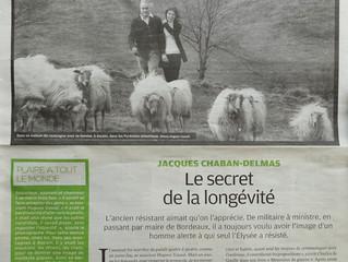 "Chronique ""Portraits illustres"" 28/40"