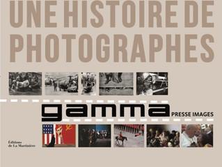 Le livre Gamma, 50ème anniversaire