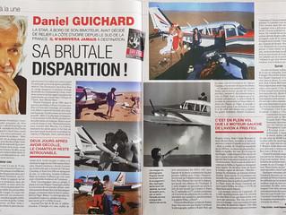 Ma disparition dans le désert avec Daniel Guichard