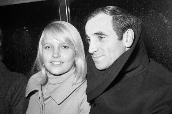 C Aznavour