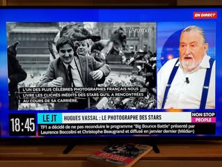 Interview sur TV NRJ Non-stop-peaples