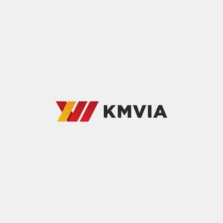 kmvia logo identity