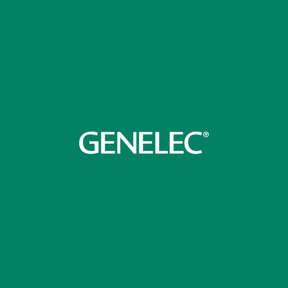 GENELEC proposal brochure
