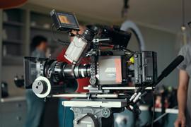 The Barrett Film Company - Behind The Scenes 019