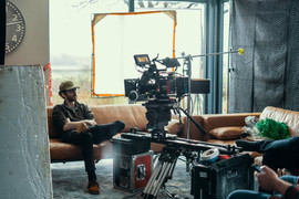 The Barrett Film Company - Behind The Scenes 001
