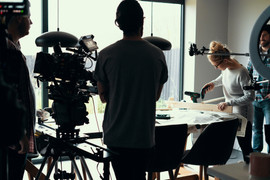 The Barrett Film Company - Behind The Scenes 017