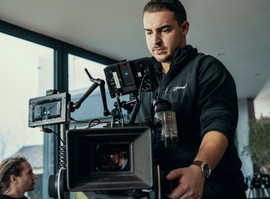 The Barrett Film Company - Behind The Scenes 002