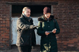 The Barrett Film Company - Behind The Scenes 005