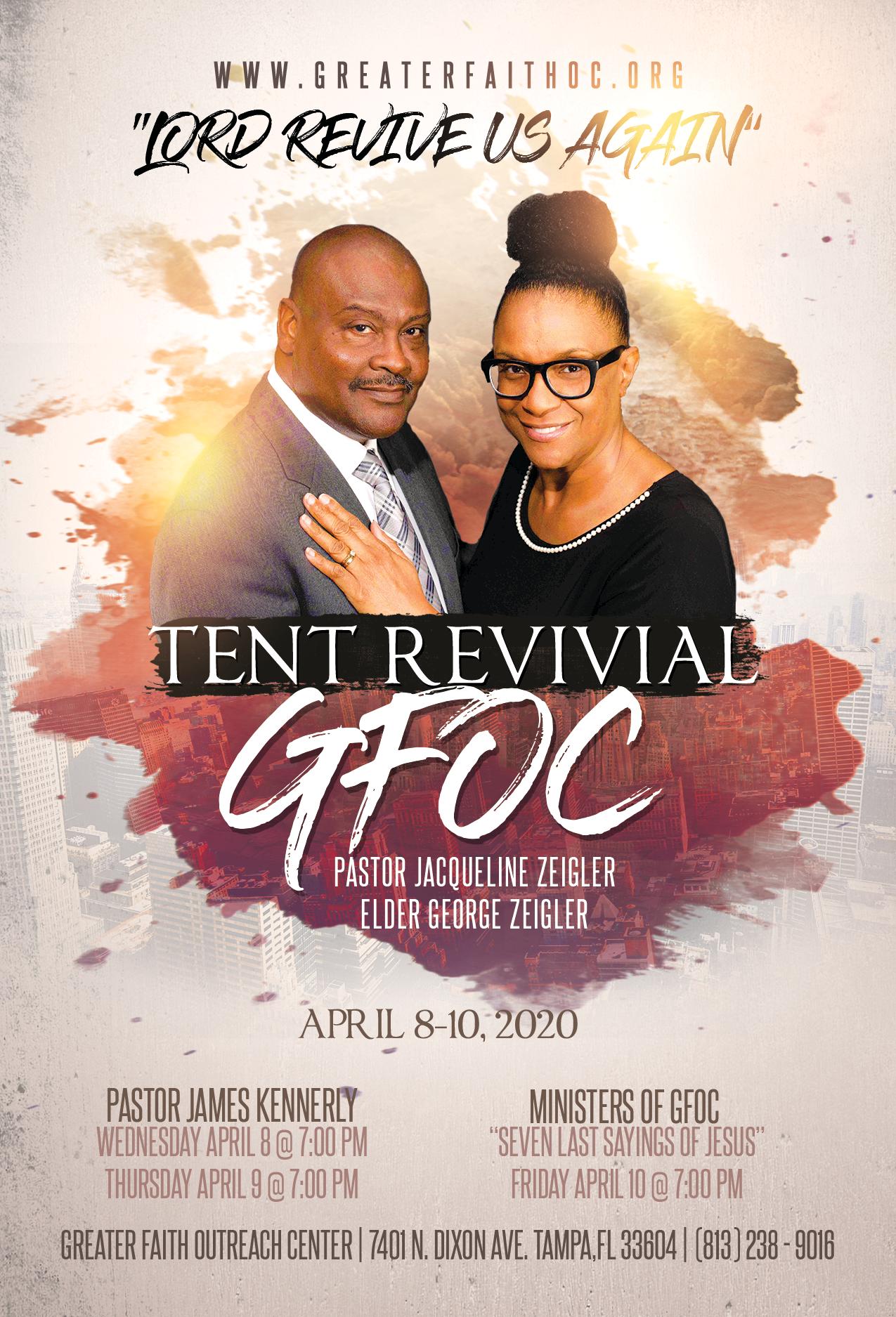 GFOC Tent Revival