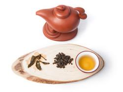 Kung Fu Cha (Oolong Tea)