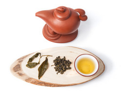 Ching Cha (Green Tea)